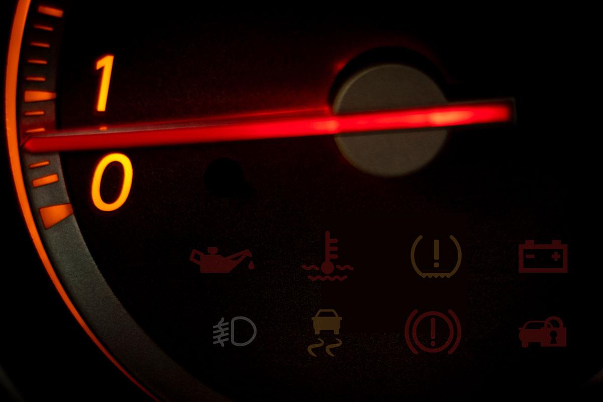 Common Dashboard Warning Lights