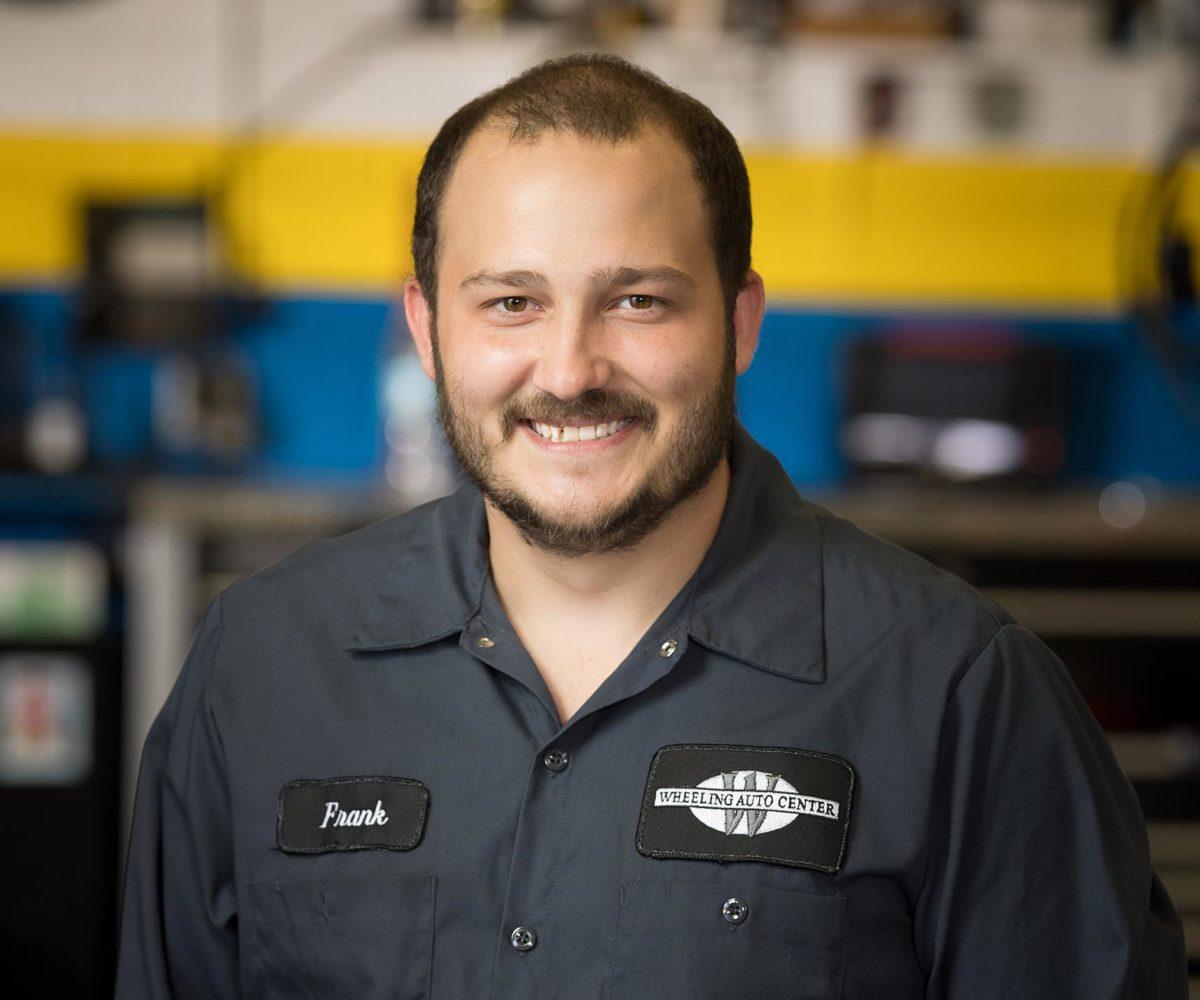 Frank Juda - Technician