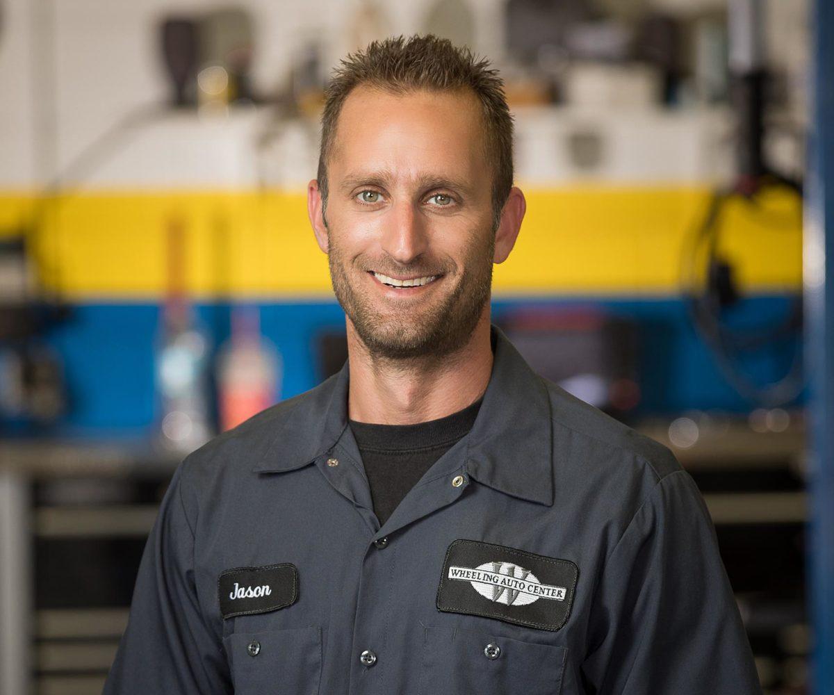 Jason Schmitt- Lead Tech