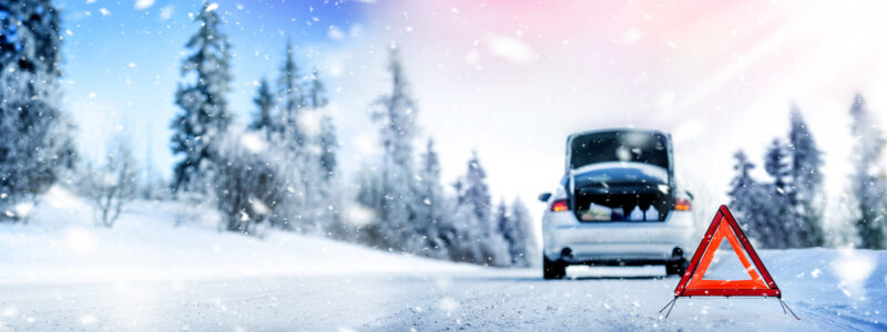 Must-Have Items to Keep in Your Car During Winter