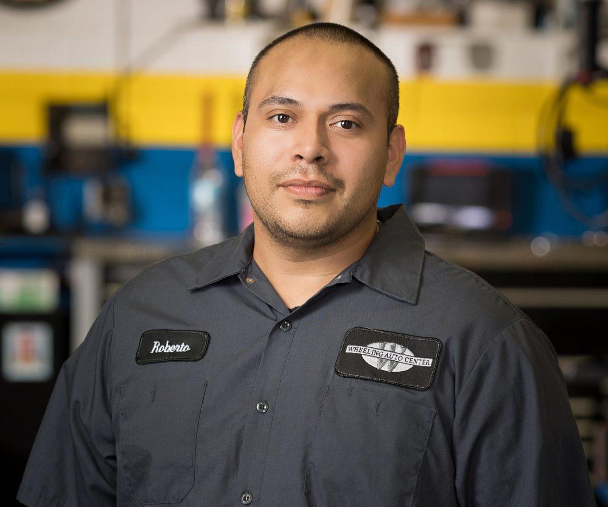 Robert Gaytan- Technician