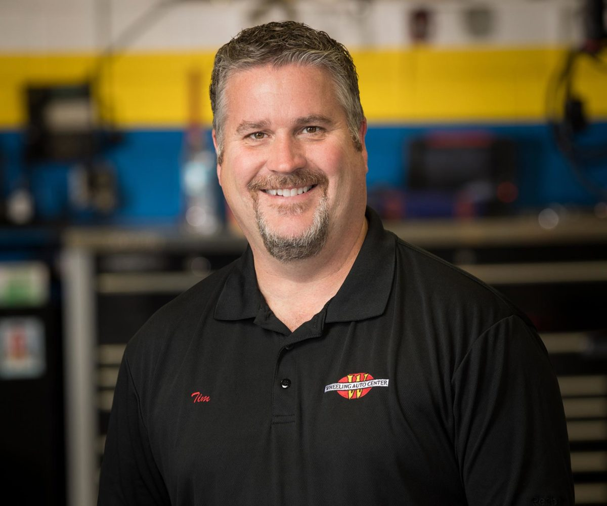 Tim Andrews- Service Advisor
