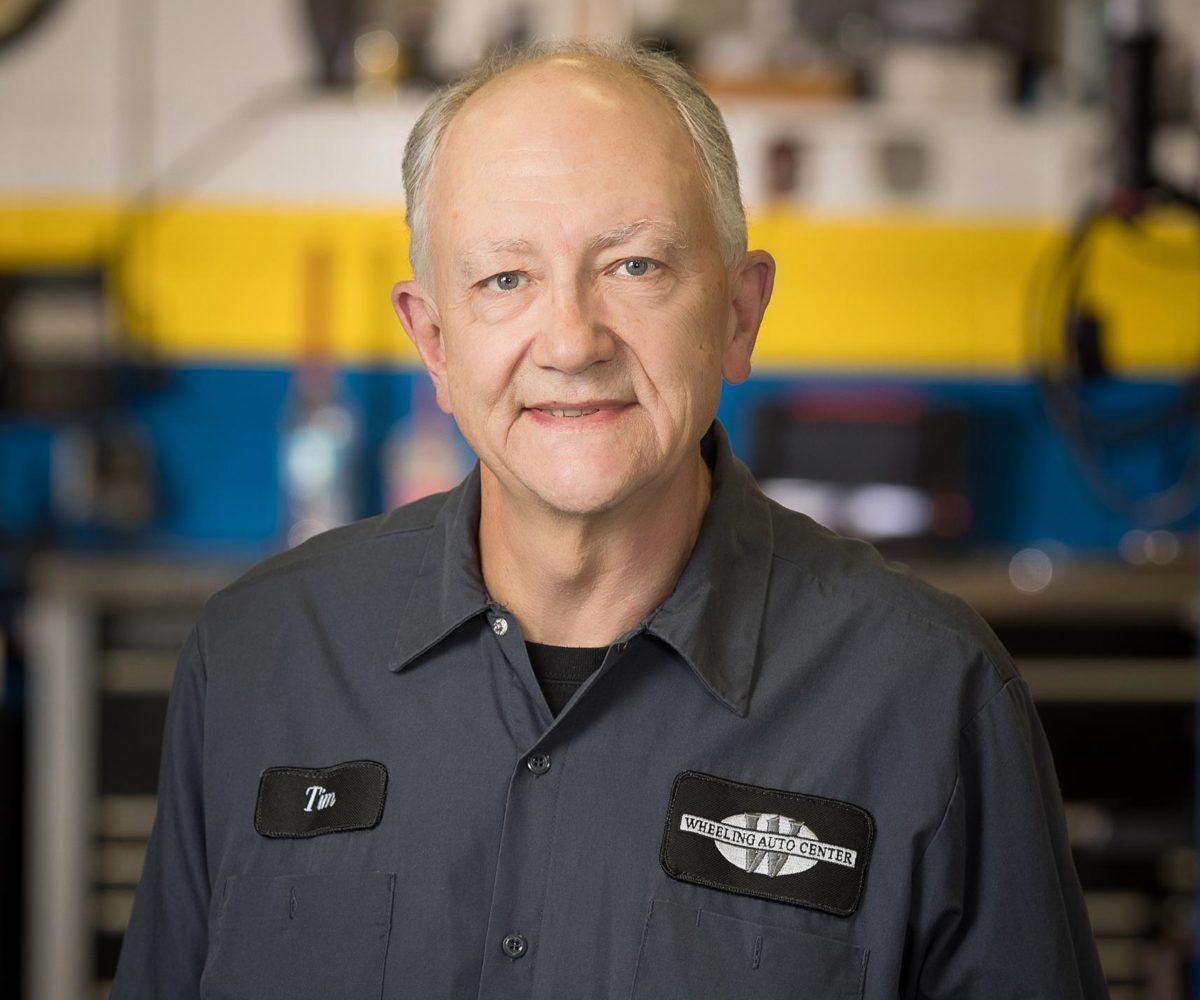 Tim Brown- Facilities Maintenance